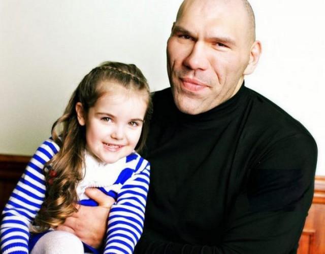 Папина дочка (42 фото)