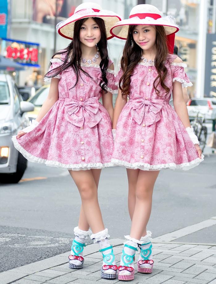 Модники с улиц Токио. Часть 2 (25 фото)
