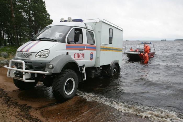 В Карельском озере утонули 14 детей (6 фото)