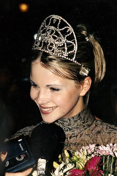 Эволюция конкурса красоты «Мисс Москва» (20 фото)