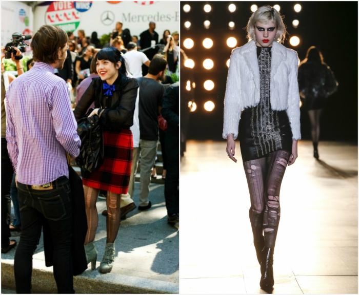 Современные модные тенденции (13 фото)