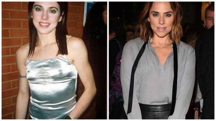 Участницы группы Spice Girls тогда и сейчас (5 фото)