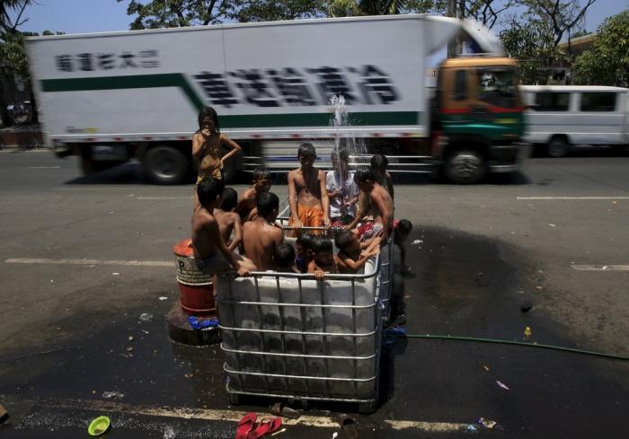 Повседневная жизнь граждан Филиппин (21 фото)