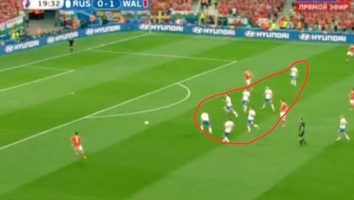Сборная России проиграла Уэльсу со счетом 0:3 (17 фото + видео)