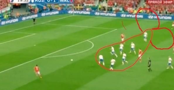 Реакция соцсетей на матч Россия – Уэльс  (27 фото)