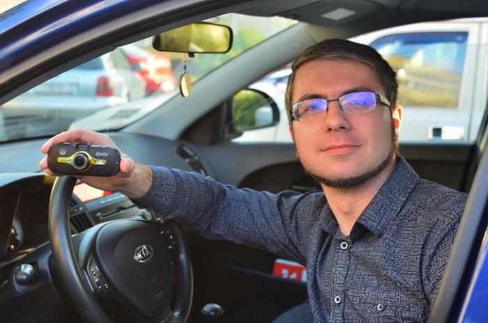 Топ-4 подстав от видеорегистратора: водитель, будь внимателен! (6 фото)