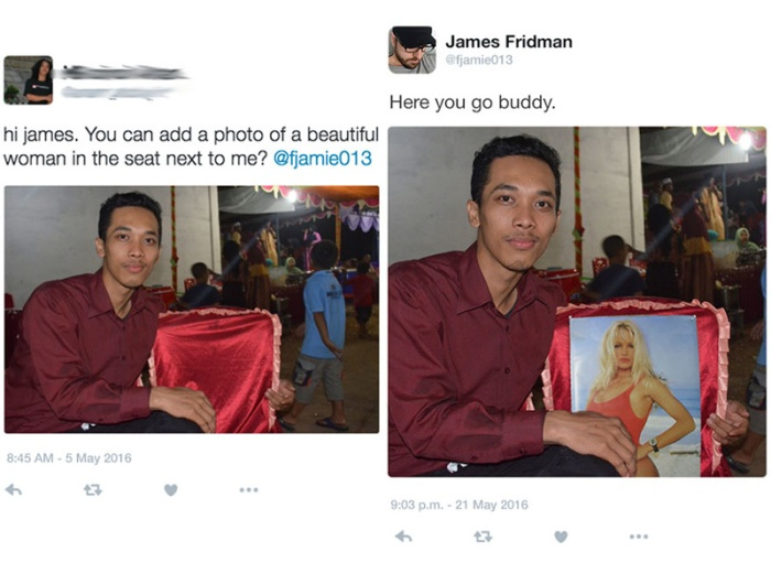 Не просите знакомых отредактировать ваши снимки (12 фото)