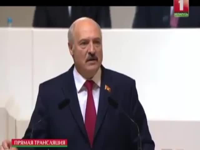 Александр Лукашенко: «Надо раздеваться и работать»