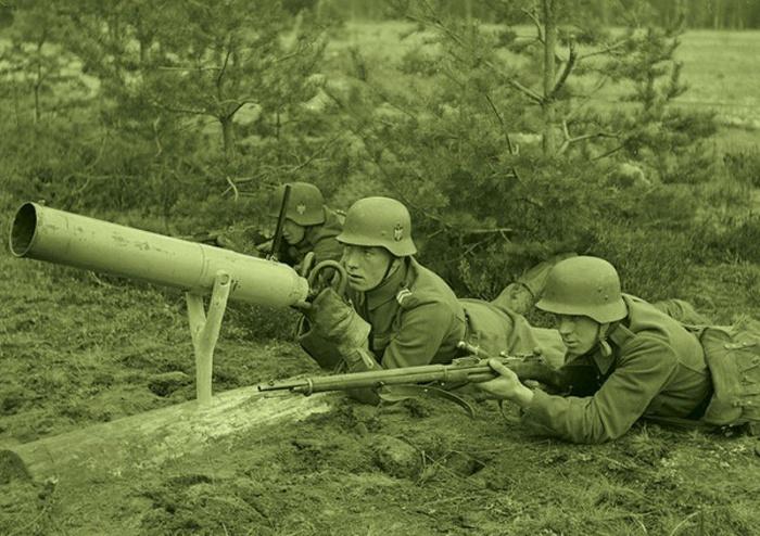 Ампулемёт - забытое оружие Великой Отечественной войны (5 фото)