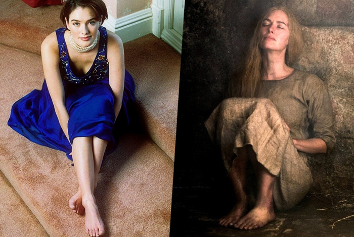 """Актеры сериала """"Игра престолов"""" - тогда и сейчас (16 фото)"""