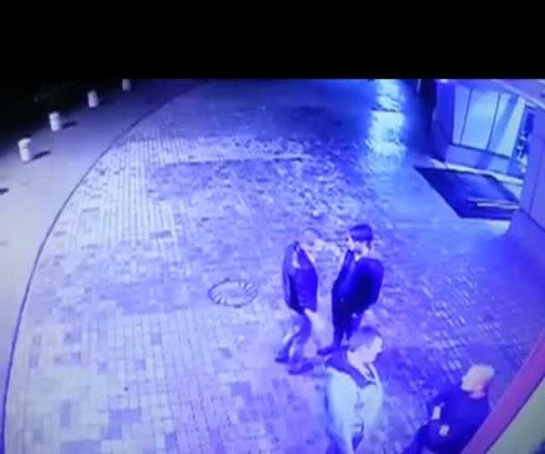 Жестокое избиения посетителя клуба