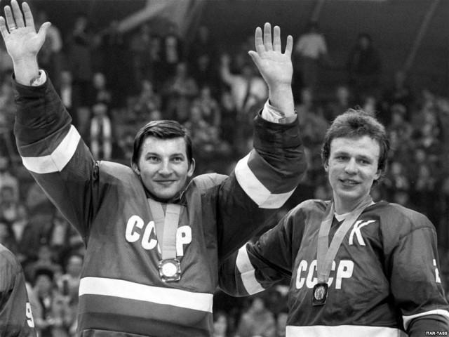 Советские знаменитости на снимках 1984 года (21 фото)