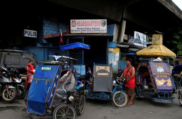 Филиппины объявили войну преступному миру (25 фото)