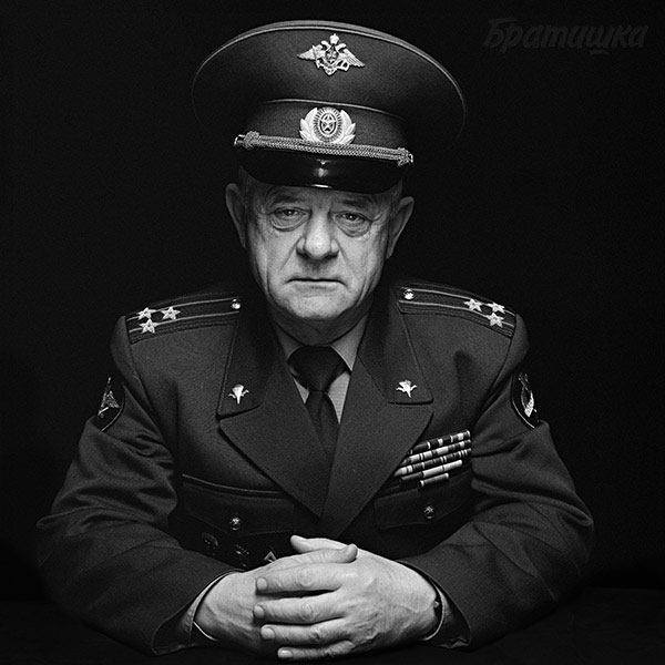 Фотопроект Дмитрия Белякова «Ветераны спецназа страны» (12 фото)