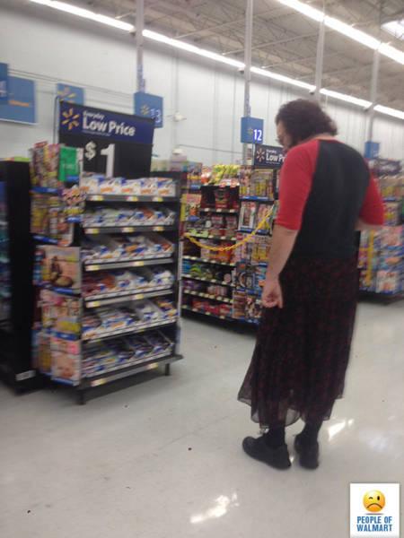 Смешные люди из супермаркетов. Часть 29 (37 фото)