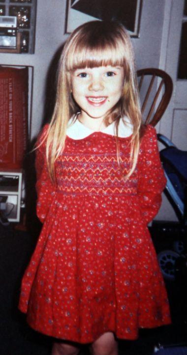 Детские снимки Скарлетт Йоханссон (16 фото)