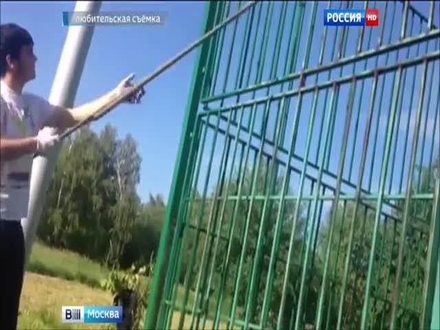 Руслан Шамсуаров на исправительных работах