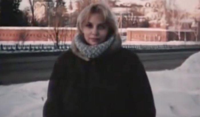 Лариса Савицкая - советская студентка, выжившая в страшной авиакатастрофе (5 фото + текст)
