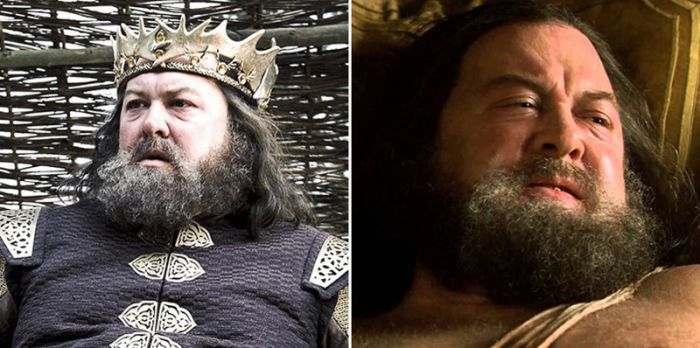 Как изменились герои «Игры престолов» (36 фото)