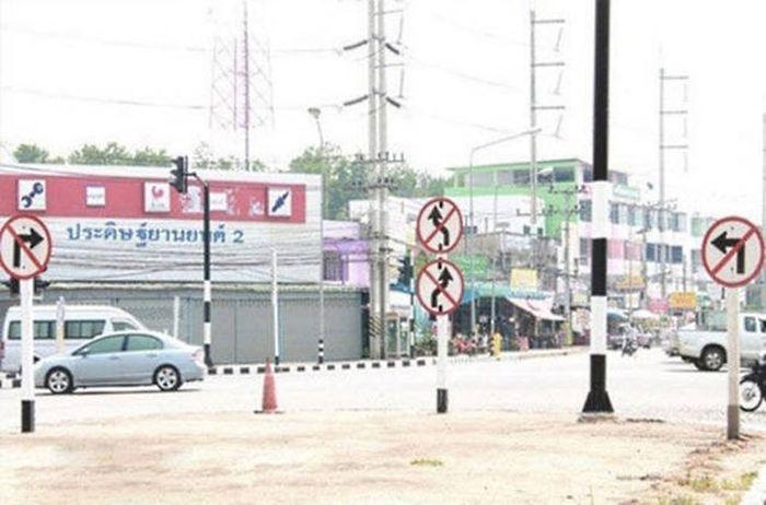 Странные фото из Таиланда (31 фото)