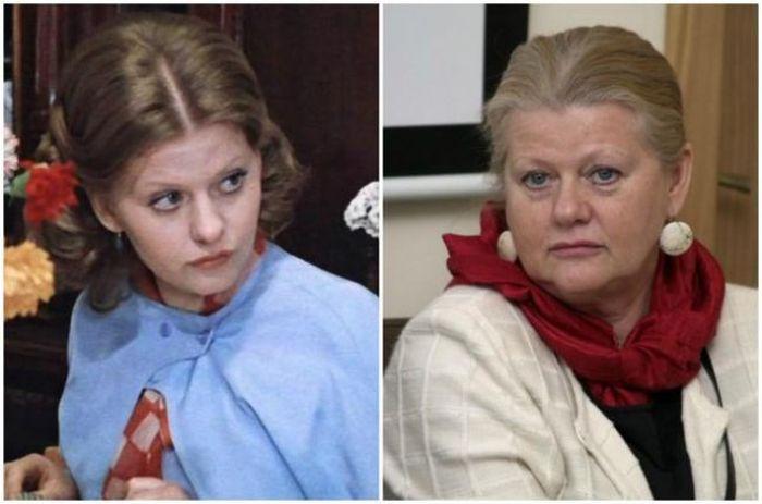 Актеры фильма «Москва слезам не верит» тогда и сейчас (8 фото)