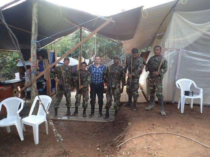 Как жители Никарагуа геолога в сутенерстве обвинили (11 фото + текст)