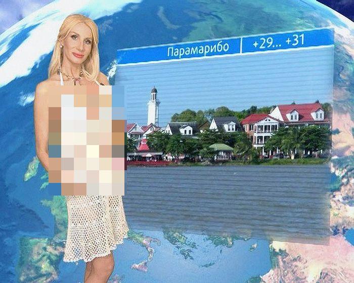 Телеведущая Лариса Сладкова станет кандидатом в депутаты Госдумы от «Российской партии пенсионеров» (3 фото + видео)
