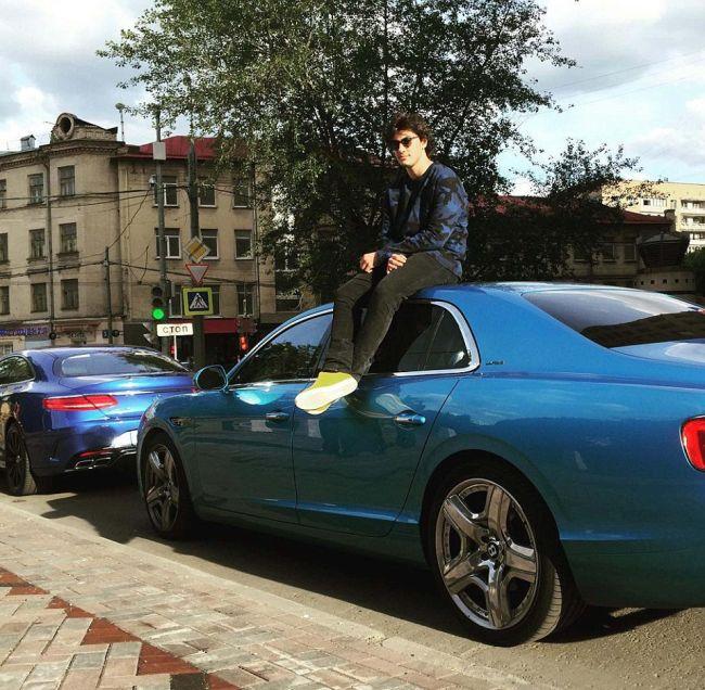 Красивая жизнь российской «золотой молодежи» (19 фото)