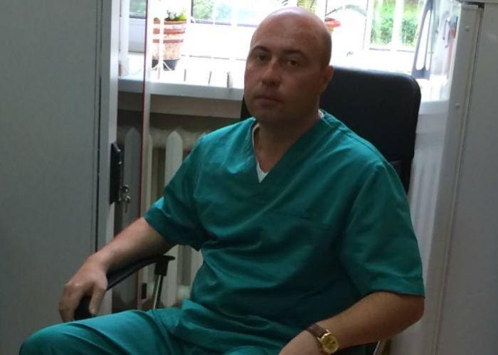 Героический поступок врача-кардиолога (2 фото + текст)