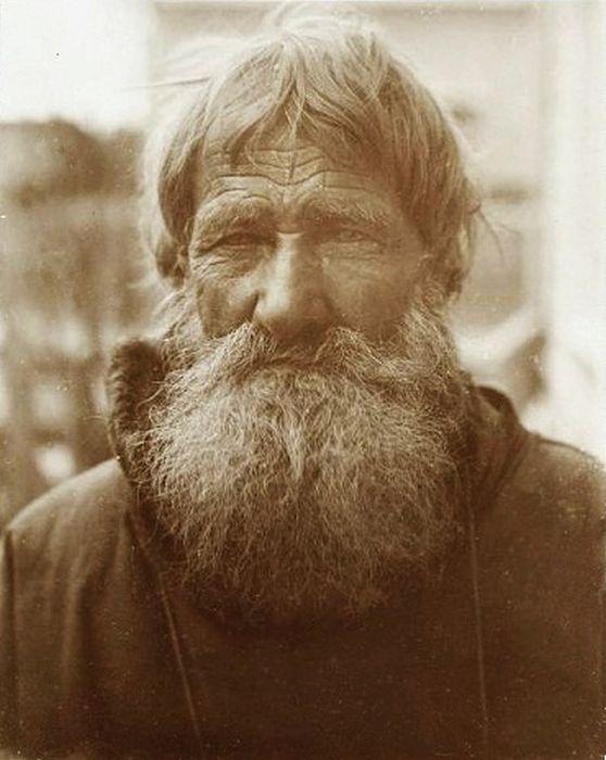Старые фото русских рыбаков (15 фото)