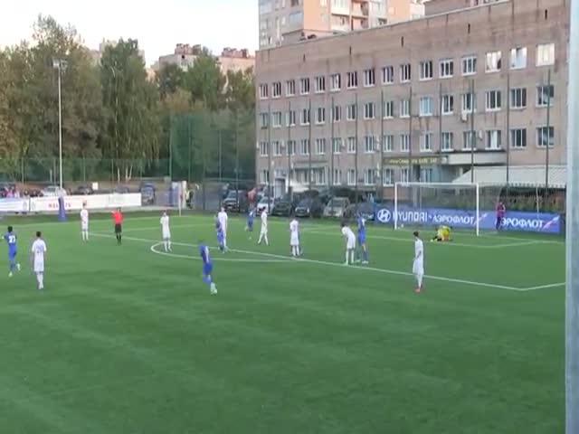 Лучшие голы в российской Профессиональной футбольной лиге