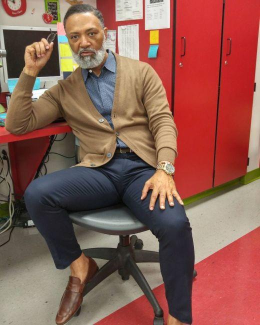Ирвин Рэндл - самый стильный учитель (22 фото)