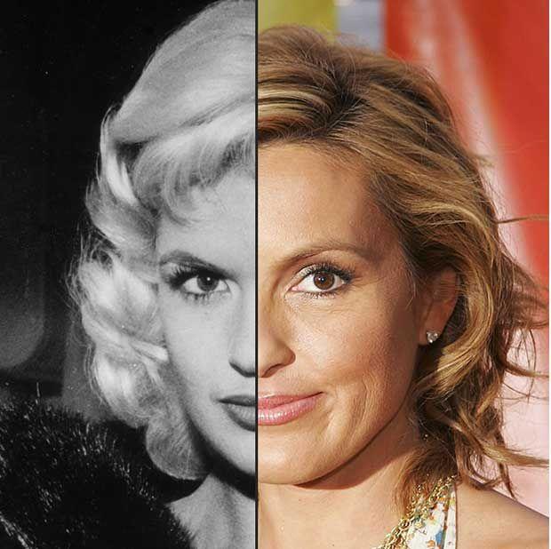 Дети знаменитостей, которые выросли точной копией своих родителей (12 фото)