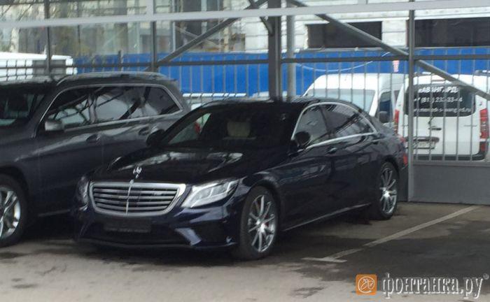 Сразу после своих извинений Александр Кокорин приобрел Mercedes за 12 млн рублей (2 фото)