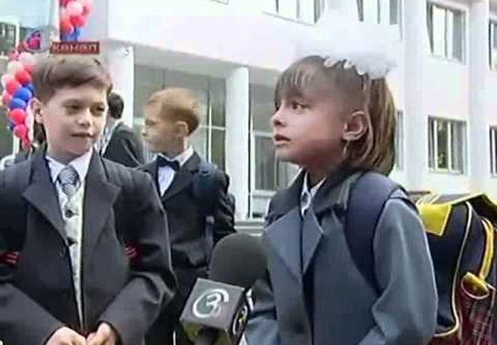 Героиня ролика «Никакого праздника» Ася Петряева закончила школу и рассказала о планах на будущее (6 фото)