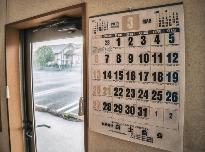 Зона отчуждения АЭС Фукусима сегодня (16 фото)