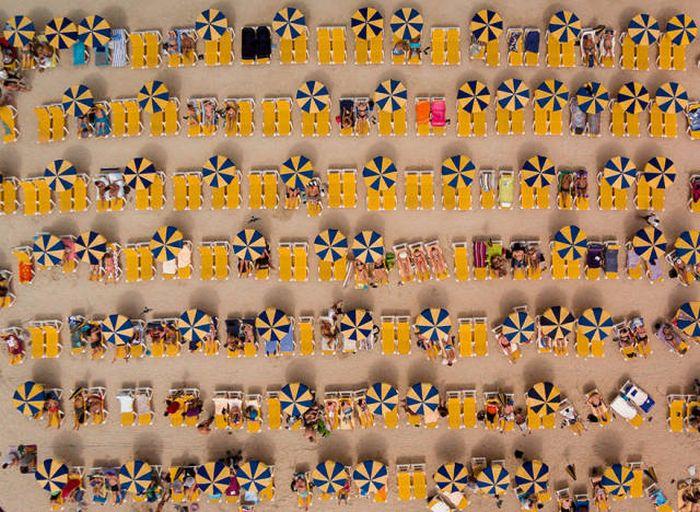 Лучшие фото, сделанные при помощи дронов (23 фото)
