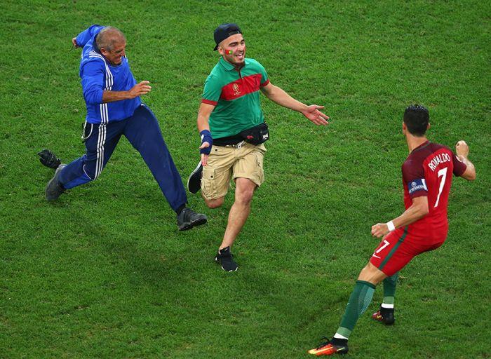 Яркие фотографии Евро-2016 (22 фото)