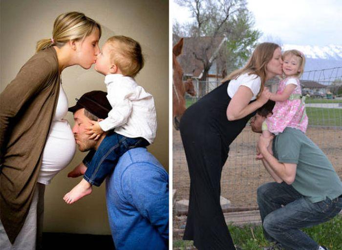 Неудачные детские фото (33 фото)