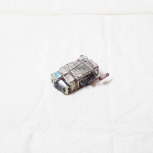 Запрещенные предметы, изъятые у заключенных СИЗО-1 города Екатеринбурга (17 фото)