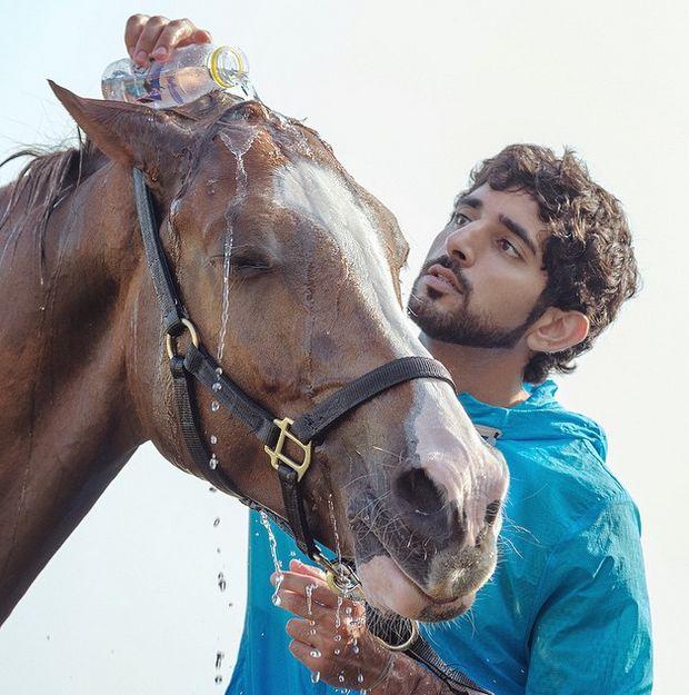 Как проводит время наследный принц Дубая Хамдан ибн Мохаммед аль-Мактум (10 фото)