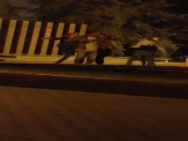 В центре Воронежа девушки избили пьяного мужчину