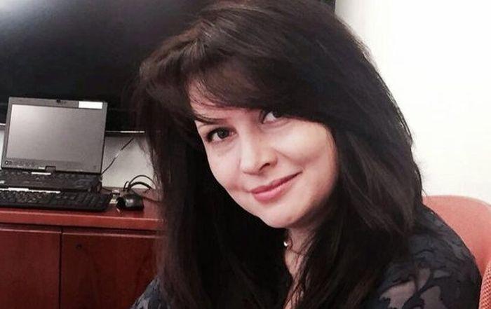 В лице координатора украинской рабочей группы на саммите НАТО СМИ узнали бывшую порнозвезду и любовницу Петра Порошенко Ирину Фриз (4 фото)