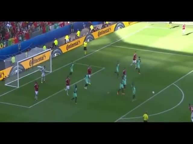 Гол венгерского футболиста Золтана Гера назвали лучшим голом Евро-2016