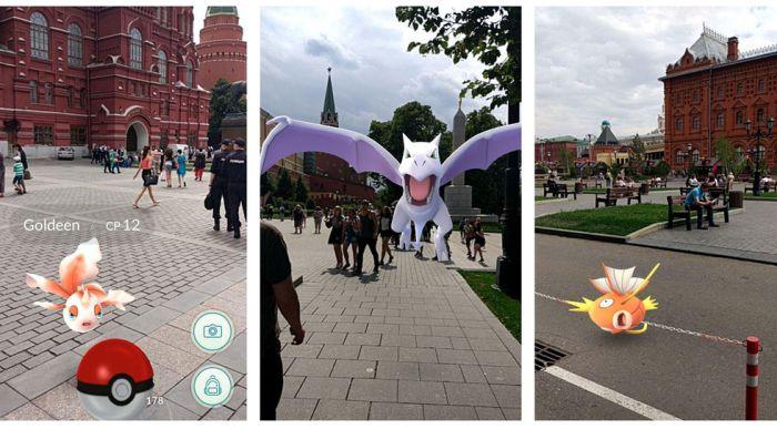 Дмитрий Песков о наличии покемонов из игры Pokemon Go в Кремле (2 фото)