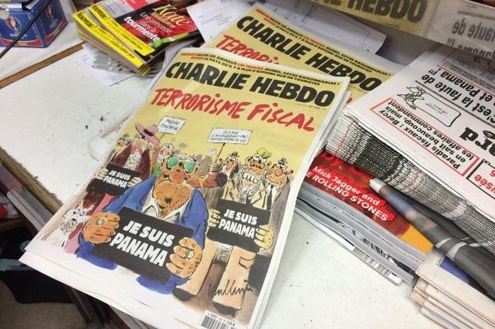 Художница журнала Charlie Hebdo нарисовала карикатуру на теракт в Ницце (фото)