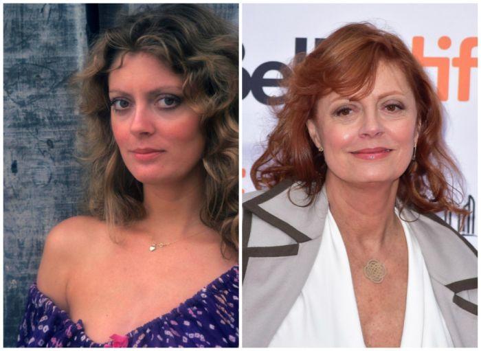 Талантливые и невероятно красивые актрисы прошлых лет (13 фото)