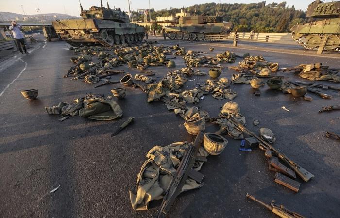 Tankları Durdurduk - Orhan Afacan