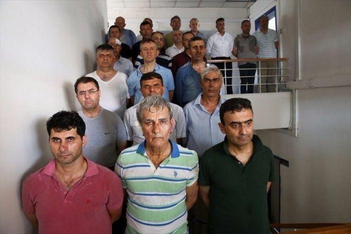 Турецкие СМИ показали инициаторов попытки военного переворота (3 фото)