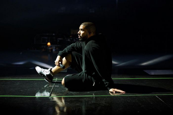 ����� ����� ����������� �������� ����������� OVO x Air Jordan 10 (4 ����)